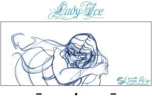 Lady Ice Rough 35 by LPDisney