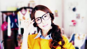 Yoona - Oh! . by supervergil