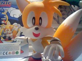 Hooray Tails :D by SpriteGirl
