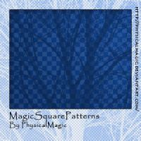 Magic Square Patterns by PhysicalMagic