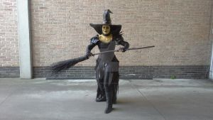 COSplay Theodora wicked witch by WickedWitchTheodora