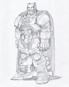 Commission sample pencil sketch by danimation2001