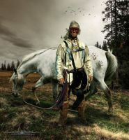 Pale Horse by robhas1left