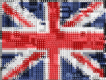 pieces of Union Jack by 8ballz