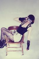 i want to be different II by Livi--x