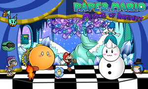 Paper Mario: Mirror of Infinity: Chapter 4 by Renleixue