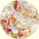 Mandala 24 October 2011 by Artwyrd