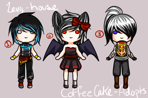 LevyCake Collab [Closed] by Levy-House