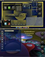 GoldieBluez - Gnome-Shell and Cinnamon Theme by rvc-2011