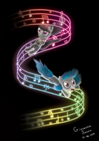 Music is magic by giovanna-71
