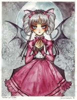Untitled Gothic Lolita Piece by sererena