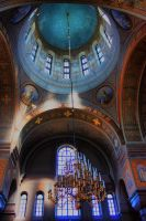 Orthodox cathedral by silverwing-sparrow