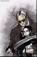 Jason... Stop that.. by Cageyshick05