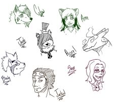 BOOM HEADSHOTS by MadDerp