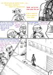 TMNT: The Rise of Abomin :PAGE 9: by MrARTism