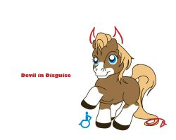 Devil in Disguise 3 by F1yMordecai