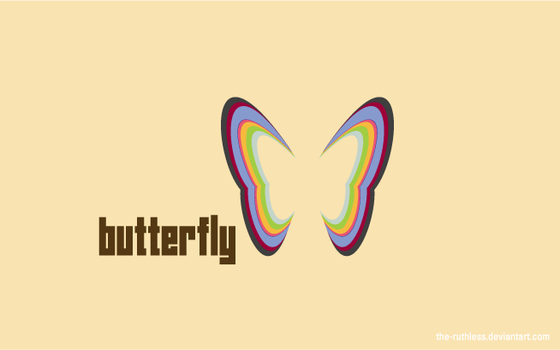 Butterfly 00 by the-ruthless