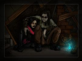 Trapped by Laveir