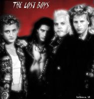 The Lost Boys by FireKatCat