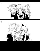 Nalu: You're choice by xmizuwaterx