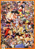 dragonballz 10000 by dragonballzCZ