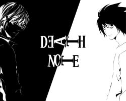 Death Note Wallpaper by doniazade