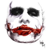 Joker by vampirekingdom