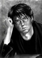 pensive harry by shley77