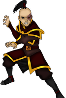 warrior zuko 3 by Fallonkyra