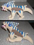 Mass Effect Plush Urz by ritzyfox