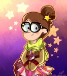Hipster Mabel. by CherryVioletS