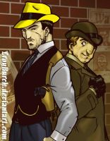 Dick Tracy by lroyburch