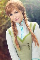 Anna - Frozen by Lie-chee