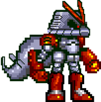 shortfuse the cybernik sprite by ThePrinceofMars