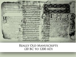 Really Old Manuscripts by remittancegirl