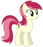 Roseluck - Standing by bobsicle0