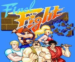 final fight group by crowbrandon