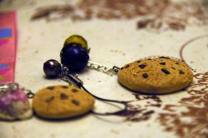 Cookie Cellphone Strap by MyReasonInLife