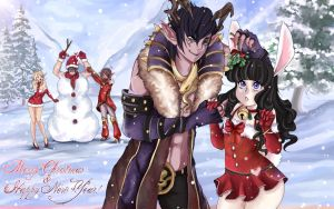 Merry Christmas 2013 by Mayla-Maraju