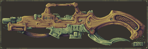 Gun 005 PIXEL by Dillerkind