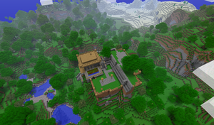 Minecraft: Home by chriskronen