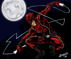 DareDevil by ZZoMBiEXIII