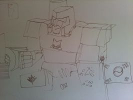 Proof That I Get Bored Easily4 by DynamiteManEXE