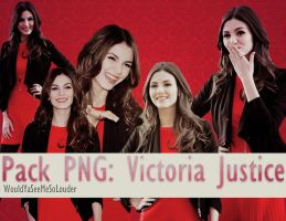 +Photopack Png 02#: Victoria Justice by WouldYaSeeMeSoLouder
