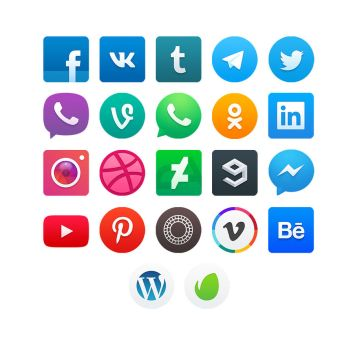 Tuts: social networks by Ampeross