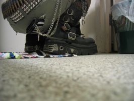 boots by MsWolcottsStock