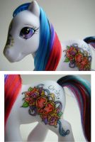 OOAK My Little Pony DDC1 by eponyart