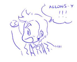 Allons-y... by nuriwan