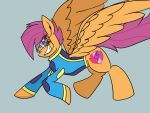 The new Captain of The Wonderbolts by itza305
