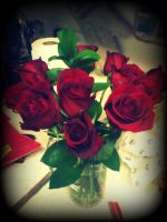 Roses (Edited Version 9) by sinisterinsomniac